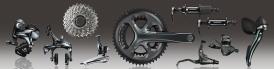 Shimano Tiagra 4700 2x10 Rennrad Gruppe