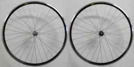 Shimano Ultegra Mavic CXP Pro Rennrad Laufradsatz schwarz
