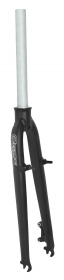Force Trek 435 Alu Starrgabel 28 1 1/8 schwarz matt