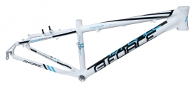Force Forkys MTB Frame Disc + V-Brake 24 white