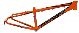 Force Forkys MTB Rahmen Disc Only 24 orange