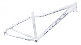 Force Bellona Damen MTB Rahmen 27,5 weiss Disc Only