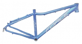 Force Bellona Lady MTB Frame 27,5 blue Disc Only