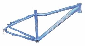 Force Bellona Damen MTB Rahmen 27,5 blau Disc Only