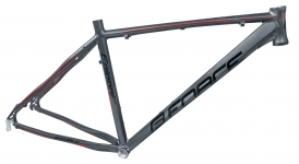 Force Epigoni MTB Rahmen 29 grau-rot Disc Only