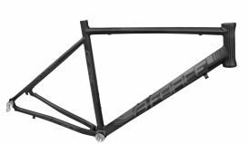 Force Taranis Rennrad Rahmen 28 schwarz-grau