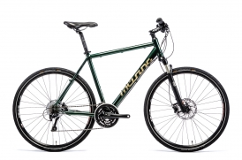 Müsing Twinroad Lite Crossrad Shimano Deore 30-Gang Disc