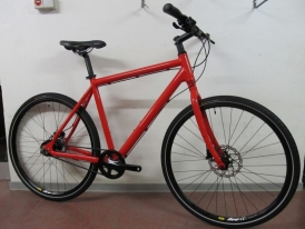 Heli-Bikes Comp Alfine Crossrad Shimano Alfine 8-Gang Disc