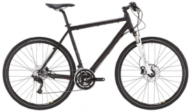 Heli-Bikes Superlight Crossrad Shimano Deore XT 30-Gang Disc