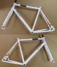 Zoulou Pekana Cyclo Cross Disc Rahmen 28 51cm