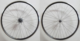 Shimano DHC3000 / Deore XT / Exal ZX 19 Wheelset black 28