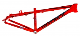 Force Forkys MTB Rahmen Disc + V-Brake 24 rot