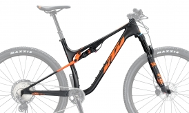 KTM Scarp MT 29 Master Carbon Fully MTB Rahmen 29