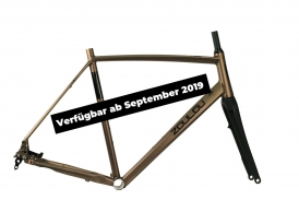 Zoulou Kulula Allroad Gravel Cyclocross Rahmen