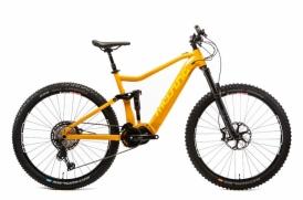 Müsing Petrol 3E Intube Steps E8000 E-Bike Shimano Deore 29
