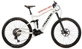 Müsing Petrol 5E Intube Steps E8000 E-Bike Shimano SLX 29
