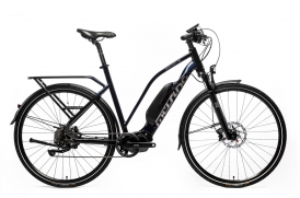 Müsing Zirkon E Lady Steps E6100 E-Bike Shimano Alfine 8 28