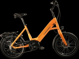 Thompson Traveller Compact E-Bike Bosch Active Plus 10-Gang
