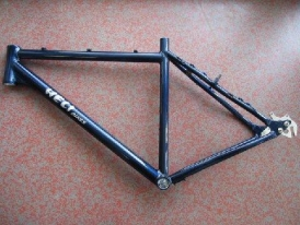 Heli-Bikes Superlight Rohloff Cross Trekking Frame 28