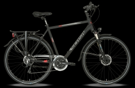 Sensa Cross Sport Disc LTD Trekkingrad Alivio