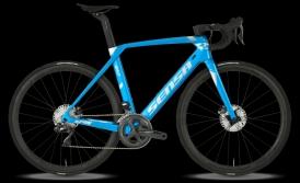 Sensa Giulia Evo Disc Caribbean Blue LTD Carbon Rennrad Ultegra