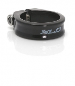 XLC PC-B01 Sattelstützklemme 31,8mm schwarz
