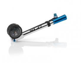 XLC High Air Gabel u. Dämpferpumpe + Ablaßventil PU-H03