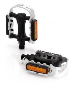XLC MTB Pedal PD-M01 schwarz-silber