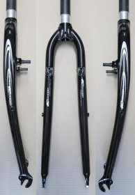 Kinesis Crosswind 415 Alloy Rigid Fork 28 1 1/8